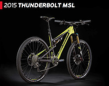 2015 Rocky Mountain Thunderbolt - Press Release