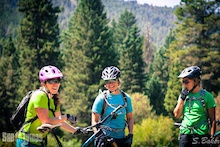 Ladies Get To Downieville In September
