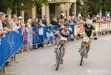 Photos and Results: Crankworx Whistler - Fat Tire Crit