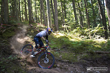 Enduro World Series Stages for Crankworx Whister