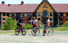 Mountain Creek Women's Downhill Camp August 22-24