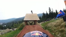 Video: Darren Berrecloth Bombs the Redbull Joyride Course