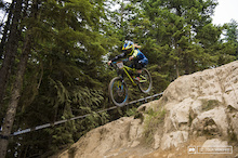 Fox Air DH Photos - Crankworx 2014