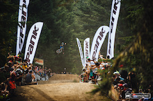Spank Partners with Crankworx for Whip-Off Championships