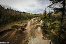 Support The Pines Dirt Jump Spot and Win