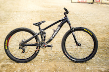 Champion's Bike: Brandon Semenuk's Trek Ticket S