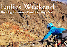 Bootleg Canyon Ladies' Weekend