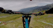 Claudio's Course Preview: Meribel DH World Cup 7