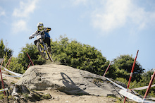 Practice - Meribel DH World Cup 7