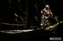 Qualifying Photo Epic - Meribel DH World Cup 7