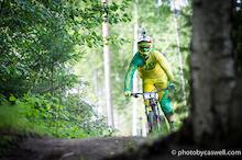 Practice - Trek Enduro Series Finland 2014, Sappee