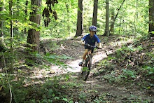 Getting Kids Outside - Virginia Outside MTB Camp