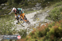 Video: Trans-Savoie 2014 - Day Two Race Action