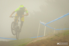 It's All a Fog - Beech Mtn Race 2