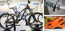 Sweet Protection, Thomson, NS Bikes - Eurobike 2014