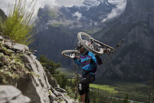 Video: Ride the Alps with Ramon Hunziker - Episode 2