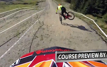 Course Preview: Claudio Does the World Champs Course with Brendog