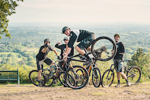 A Day in Surrey Hills with Brendan Fairclough and Friends