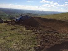 Dig and Ride Weekend at Moelfre
