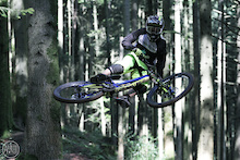 Video: Flips and Whips on the DH Bike