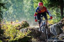 Race Tahko Trek Enduro Series Finland 2014