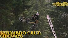 Video: Bernardo Cruz Gets Sideways