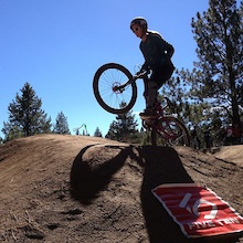 The Little Big at Truckee Bike Park