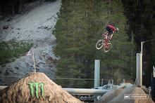 Day 1: Kamikaze Bike Games - Mammoth Mountain