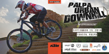 Palpa Urban DH Race 2014 - Race Report