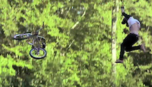 Video: Travis Pastrana Has Lost His Mind