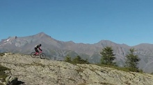 Video: Hardtail Freeriding in the French Alps