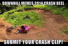 Video: The 2014 Downhill Memes Crash Reel