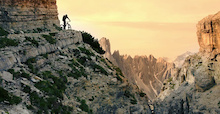 Video: All Mountain in the Dolomites