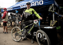 Five Questions: Enduro Racer Marco Osborne on Winning the Mammoth Mountain Pro GRT