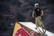 Red Bull Rampage 2014: Bernard Kerr