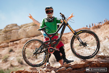Red Bull Rampage 2014: Mitch Chubey GoPro Finals Run