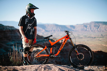 Red Bull Rampage 2014: Brett Rheeder's Qualifier Run