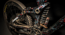 Red Bull Rampage 2014: Gully's Prototype Rocky Mountain