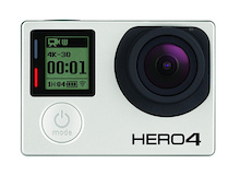 GoPro Hero 4 Revealed - 4K Video Resolution and Touchscreen LCD