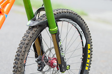 DVO Emerald Inverted Fork- Review