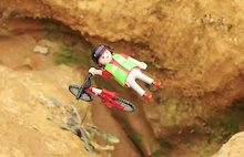 Video: MTB and BMX: Playmobil StopMotion
