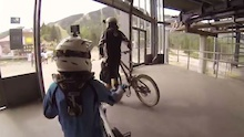 Video: Jackson Goldstone - 10 Years Old and Shredding