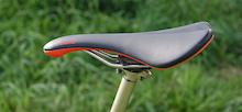 Fabric Scoop Radius Seat - Review