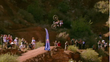 Video: Biggest Attempted Front Flip in Mountain Bike History