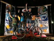 Pro Podium: California Enduro Series 2014 Finale