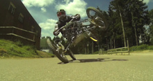 Video: Forest of Dean - UK's First 4 Wheel Gravity Bike Trail