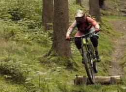 Video: Franziska Meyer - Riding, Crashing and Still Smiling