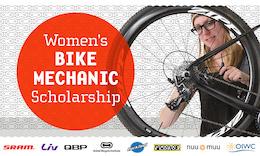 Ten Women's Bike Mechanic Scholarships up for Grabs