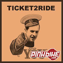 Ticket 2 Ride wants you!