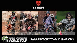 Trek C3 Project Takes FMB Factory Team Title